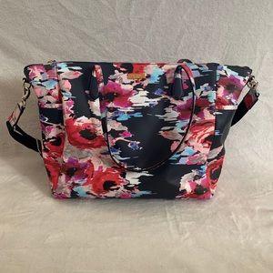 Kate Spade Adaira Laurel Way floral diaper bag
